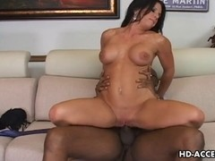 Large dark knob boy-friend Kendra Secrets sexy fucking