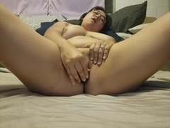 Watching my wife masturbate