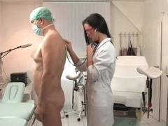 Deep prostate examination