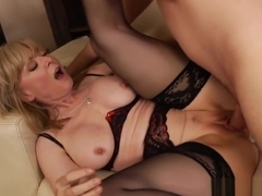 Hottest adult clip MILF try to watch for watch show