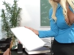 Puma Swede & Marcos Leon in My First Sex Teacher