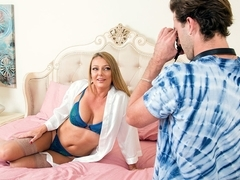 Brenda James & Lucas Frost in MyFriendsHotMom