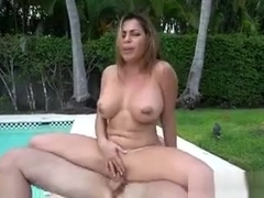 Sex Kitten Julianna Vega Loves Big Cock And Facial