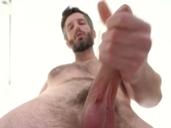 mike mancini gets rimmed, foot massage, then bones Katie Kush!