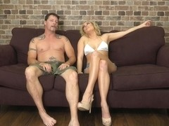 Jack Vegas & Kate England in Every Last Drop LIVE - CherryPimps