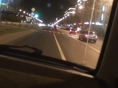 Bella Margo in after stripping a guy got his amateur dick sucked