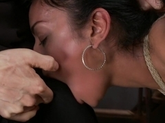 Amazing fetish adult clip with best pornstars Owen Gray and Beretta James from Dungeonsex