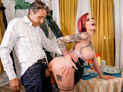 Anna Bell Peaks & Steve Holmes in Dirty Grandpa Part 3, Scene #01 - BurningAngel