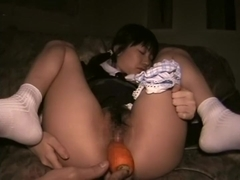 Horny Japanese model Hina Otsuka in Exotic Hairy, Teens JAV scene