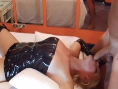 NastyNatalia Introduction to the whore
