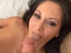 Ava Addams Just Likes A Prick To Play With As This Babe Works
