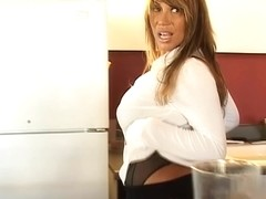 Ava Devine & Scott Nails in My Friends Hot Mom