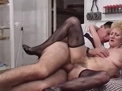 skinny moms bush fucked by her toyboy