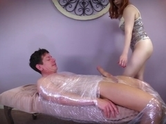 SLAVE Bound and Ruined Orgasm -FEMDOM by Lady Olivia Fyre