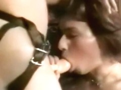 Teen crossdresser gets dominated by a couple