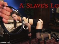 Nora Riley  Derrick Pierce in A Slave's Love - SexAndSubmission