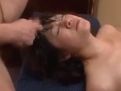 Hottest Japanese slut Maki Sarada in Amazing Cumshot, Facial JAV clip