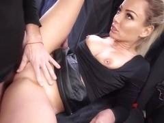 Blonde Australian Isabelle Deltore Gets Fucked Senseless