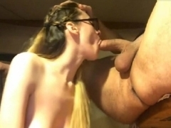 daughter pleasing daddy