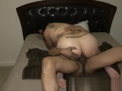 Blackmail Cheating Stepmom for Anal Sex