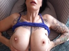 Big Tit Thick Big Ass Step Mom Titty And Pussy Fucking Hard While Wearing Sexy Blue Lingerie Then .