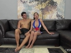 Heather Vahn Gets Fucked Hard LIVE