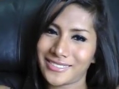 Best Homemade Shemale movie with Ladyboys, Asian scenes