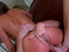 Abigail Mac & Johnny Sins in A Domestic Dicking - Brazzers