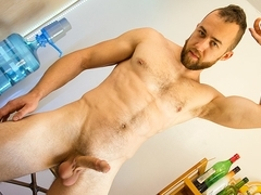 Cock Worshiping Wank With John - John Powers - ZackRandall