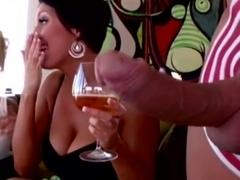Incredible pornstars Dylan Ryder, Brooke Haven in Crazy Blowjob, Babes xxx video