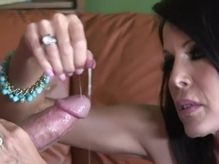 Fabulous pornstar Tabitha Stevens in crazy mature, facial porn movie