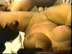 Vintage Large Marangos Holly Body Receives Team-Fucked