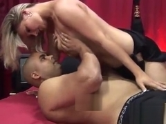 Good mature hooker gets pussy drilled hard doggy style