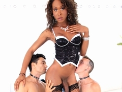 TSPlayground Video: Kayla Biggs, Gabriel And Dustin Revees