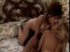 Classic - Ginger Lynn with Christy and Jamie