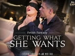 London Keys & Mick Blue in Getting What She Wants Video