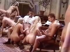 Bbw orgie video
