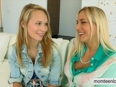 Angel Allwood and Dakota James sharing boyfriend