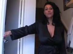 British MILF Danica Collins Gets Spied On