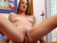 MySistersHotFriend - Ashley Lane Fucks Her Friends Brother
