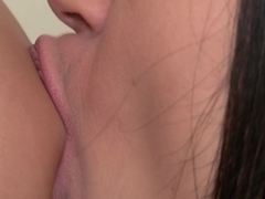 Incredible pornstars Silvia Saint, Rosaline Rosa in Crazy Cunnilingus, Small Tits xxx movie