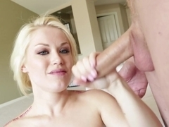 Crazy pornstar Ash Hollywood in Hottest Deep Throat, Facial porn clip