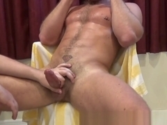 HOT GUY gets an INTENSE EDGING