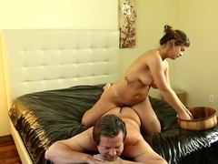 Crazy pornstars Keisha Grey, Tommy Gunn in Horny Tattoos, Natural Tits porn video
