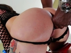 Fabulous pornstars Dollie Darko, Lexington Steele in Crazy Pornstars, Big Ass adult scene