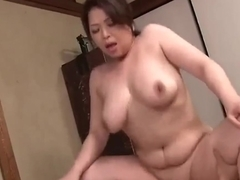 BBW MILF that has been squid in obscene body .. son ripe