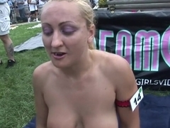 Fabulous pornstar in crazy outdoor, group sex adult scene