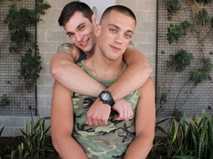Scotty Dickenson & Princeton Price Military Porn Video - ActiveDuty