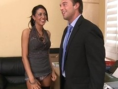 Lyla Storm & Rocco Reed in Naughty Office