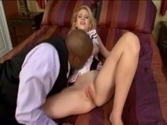Daina Divine Gets Done Doggystyle